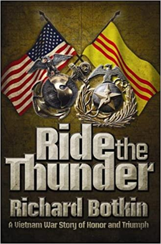 Image result for Ride The Thunder by Richard Botkin.