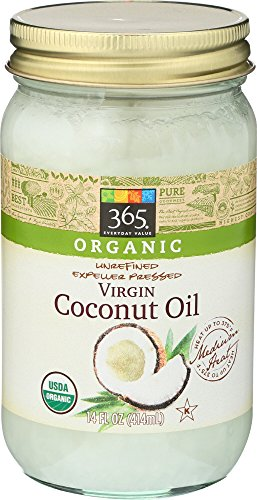 365 Everyday Value, Organic Virgin Coconut Oil, 14 fl oz