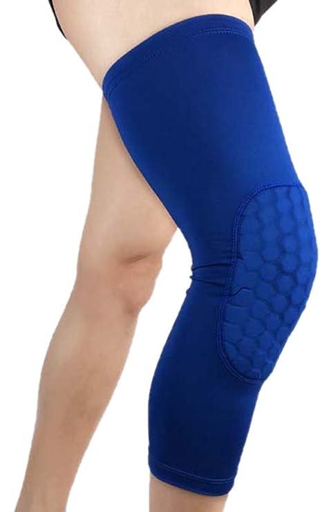 Almohadilla de compresión para protección de baloncesto con mangas ...