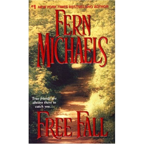 Free Fall (Doubleday Large Print Home Library Edition)