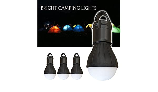 NBsell Lámpara de Emergencia al Aire Libre Lámpara de Camping LED Luz de Tienda Hik Luz Colgante de Linterna de ...