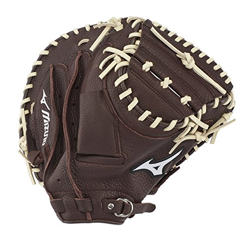 Mizuno GXC90B3 Franchise Series Baseball Catcher's Mitts, 33.5