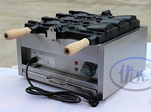 Hanchen 110V/220V Electric Bungeoppang Fish Ice Cream Taiyaki Maker Machine Baker Iron 41sIOPmA48L