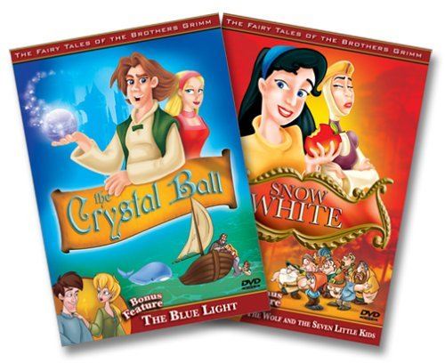 The Fairy Tales of the Brothers Grimm (Snow White/The Wolf and the Seven Little Kids/The Crystal Ball/The Blue Light)