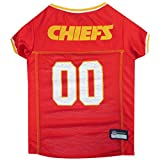 NFL KANSAS CITY CHIEFS DOG Jersey, X-Small