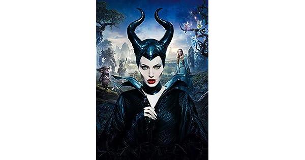 Desconocido Maleficent Movie Fotografia Imprimir Poster