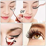 Meetory 3 Pieces Eyelashes Accessories Tools