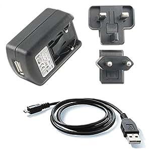 5V 2A Micro USB Multi National Power adapter For Raspberry Pi