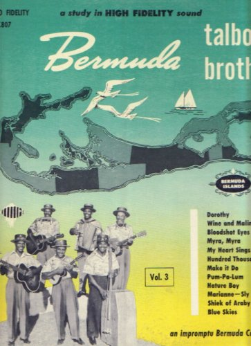 Bermuda Calypso Party Vol. 3 by Audio Fidelity