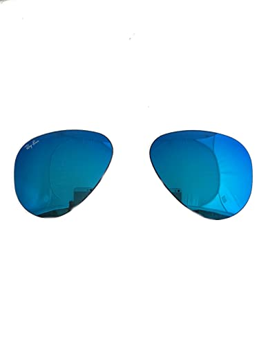 096c837719 Blue Mirror Replacement Lenses Ray-ban Rb 3025 112 17 58mm - ShadesDaddy