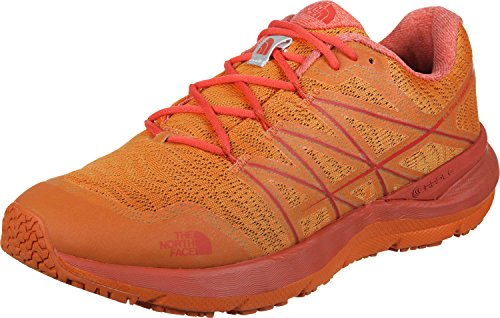 The North Face Ultra Cardiac II - Calzado - rojo/azul 2017 Exbrncor/tbtnor