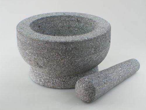 Steinmörser large pestle mortar diameter 22 cm approximately 9 kg