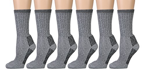 excell Merino Wool Socks for Hiking, Trail, Hunting, Winter, All Sizes -...