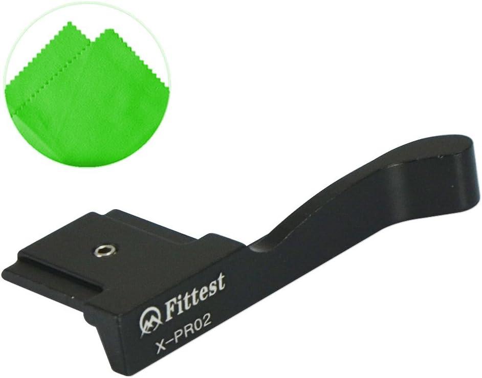 First2savvv DSLR Digital Camera Thumb Grip for Fujifilm XPRO2 with a SD CARD READER,-XJPJ-ZB-XPRO2-01