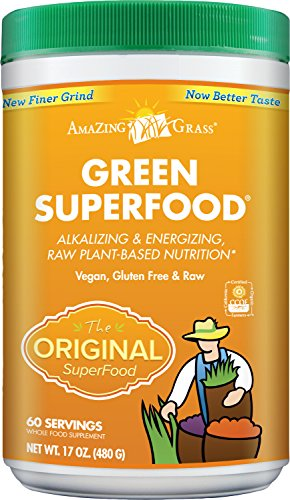 Amazing Grass Green SuperFood 17-oz. Tub