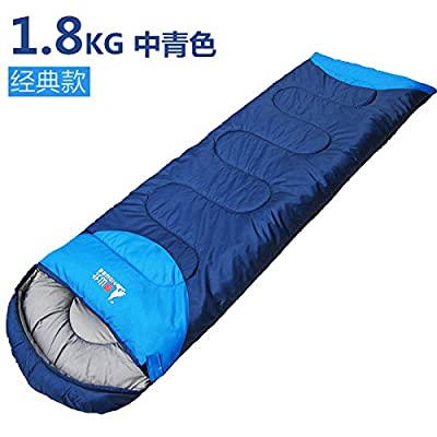 Mayihang Sac De Couchage Sac De Couchage Sac De Voyage Plein Air Camping Camping Pour Personne Seule Chaude Respirante