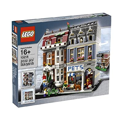 Lego Creator Pet Shop 10218 from LEGO