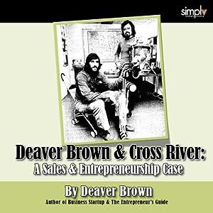 Deaver Brown & Cross River Audiobook