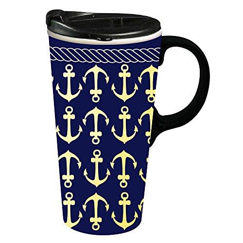 Anchor Ceramic Mug - 1