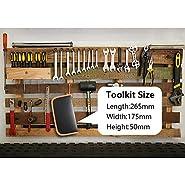 Soldering Iron with Digital Multimeter, Welding Tools 60W Adjustable Temperature comes with ON-OFF Switch, 18in1 Soldering Iron Kit, 5pcs Tips, Desoldering Pump, Tweezers, Rosin, Soldering Iron Stand