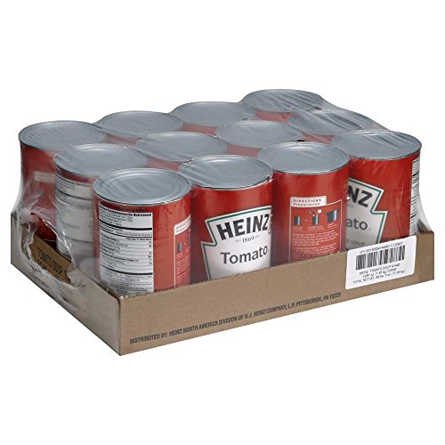 Heinz Condensed Tomato Soup - 51 oz. can, 12 per case by Heinz