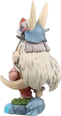 Aoemone Made In Abyss Nanachi Anime Figuren Charakter Modell Statue//PVC Material Statische Figur Figur//Anime Fans Und Otaku Lieblingssammlungen Ornamente//Spielzeug F/ür Erwachsene Boxed