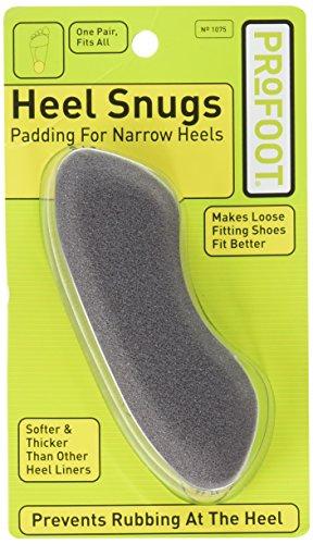 ProFoot Heel Snugs 1 Pair (Boot Slip Heel)