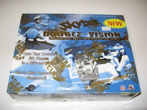 1998 Fleer Skybox Double Vision Football Box