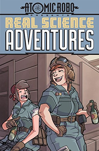 Atomic Robo Presents Real Science Adventures: The Flying She-Devils in Raid on Marauder - Aviators Real