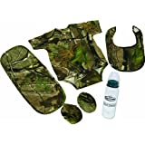 Rivers Edge 5-Piece Baby Gift Set For The Fishing Pro In Training