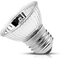 YOUTHINK Luz de Calentamiento, 220-240V Lámpara de Calentador de Reptiles UVA + UVB Accesorio de Bombilla de lámpara de…