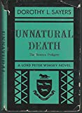 img - for Unnatural Death (The Dawson Pedigree) [a Lord Peter Wimsey Novel] book / textbook / text book