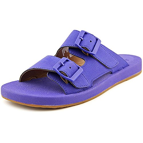 Clarks Donna Paylor Open Toe Sandali Da Scivolo Casual Blu