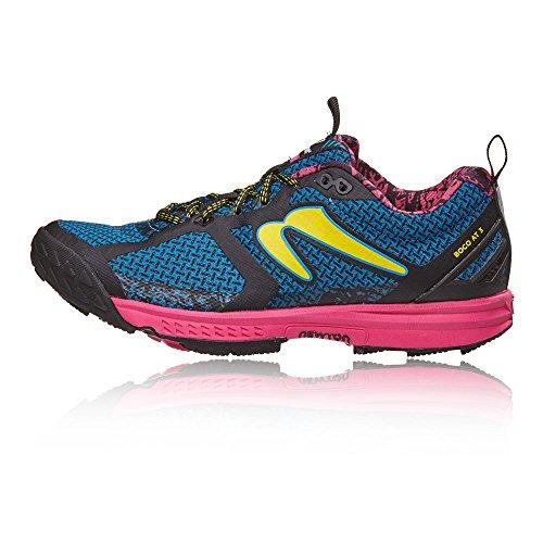 Trail Women's Pink Chaussures III Boco Running Shoe de Bleu at Blue Femme Running Newton Noir wqzFnA65