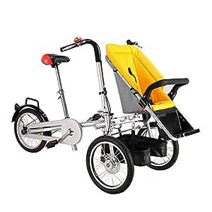 Amazon.com : 3 Wheels 16Inch Pushchair 16inch Folding