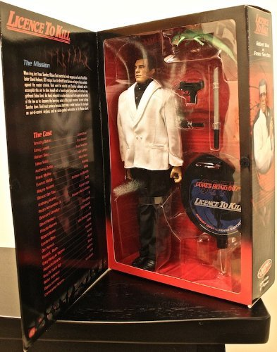Sideshow Franz Sanchez / Robert Davi 12 Inch Action Figure