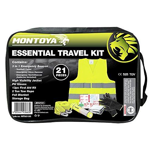MONTOYA MT90100 Essential Travel Kit