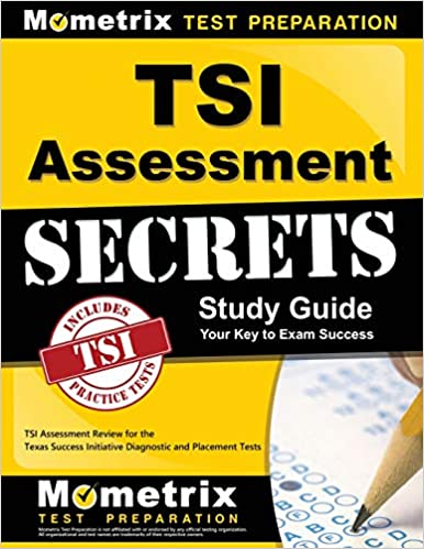 study guide for tsi test