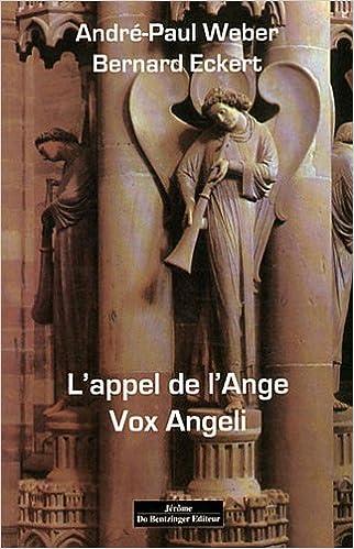 Livres gratuits L'APPEL DE L'ANGE pdf, epub