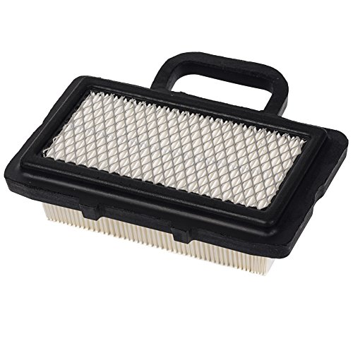 HIFROM(TM) Replacement Flat Air Filter Cartridge for Briggs & Stratton 792101 5408H overhead Lawn Mower