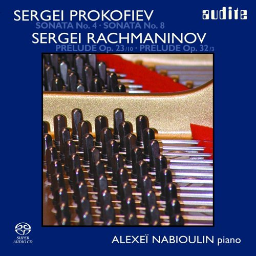 Used, Piano Works By Prokofiev & Rac for sale  Delivered anywhere in Canada