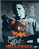 #5: Autograph 212503 Horror Director Halloween Image No. Sc2 John Carpenter Autographed 8 x 10 in. Photo