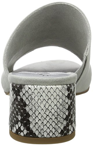 Open Tamaris 221 Combination Grey 27204 Women's grey Sandals aExEwP1pq
