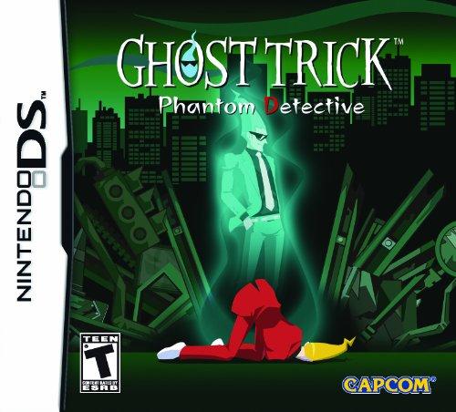 Ghost Trick: Phantom Detective - Nintendo DS (Best Ds Detective Games)