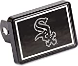 Stockdale Chicago White Sox Universal Hitch Cover Color Bumper Trailer Auto Cap Baseball
