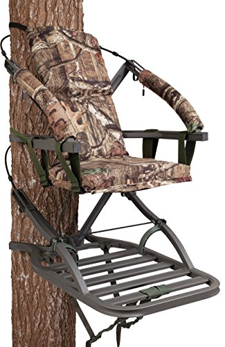 Check Out This Summit Treestands Cobra SD Climbing Treestand, Mossy Oak