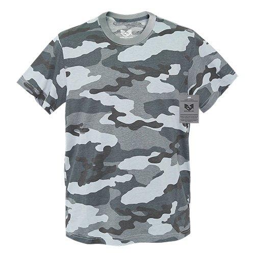 Rapiddominance Short Sleeve G.I. T-Shirts, Urban Digital, Medium