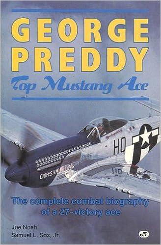 Book George Preddy : Top Mustang Ace