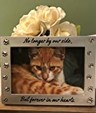 SOBAKEN Pet Memorial Picture Frame Keepsake for Dog or Cat, Perfect Loss of Pet Gift for Remembrance and Healing
