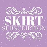 Baby Toddler Girls Skirt Subscription-Gift Subscription- Baby Monthly Subscription-12 months